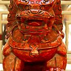 Carvings In Jade - 4 - The Red Dragon © by © Hany G. Jadaa © Prince John Photography