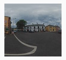 Carrick Crossroads, Donegal(Rectangular)  Kids Clothes