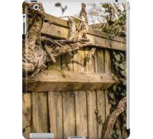 Wooden Scene iPad Case/Skin