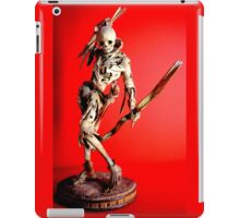 Little Death, Ambras Castle Cabinet Of Curiosities, Innsbruck iPad Case/Skin