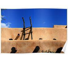 Ladder, Tucson, AZ Poster