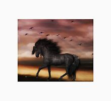 Black Stallion Unisex T-Shirt