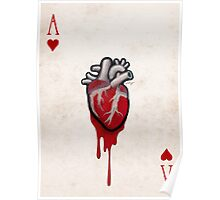 Ace of Human Hearts Poster