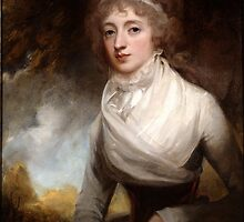 George Romney (1734 -1802) Lady Mary Scott-Montagu, Countess of Courtown, 1793 by Adam Asar