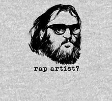 Rap artist? Mens V-Neck T-Shirt