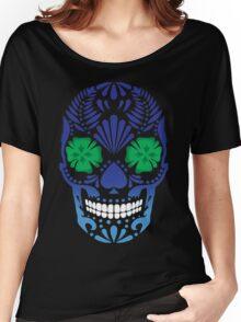 Skull Tattoo Women's Relaxed Fit T-Shirt