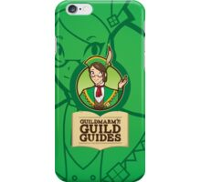 Guildmarm's Guild Guides! iPhone Case/Skin