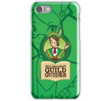 Guildmarm's Guild Guides! iPhone Case/Skin