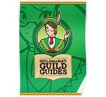 Guildmarm's Guild Guides! Poster