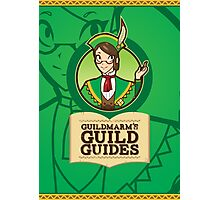 Guildmarm's Guild Guides! Photographic Print