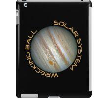 Jupiter Wrecking Ball iPad Case/Skin