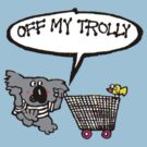 off my trolly by wick