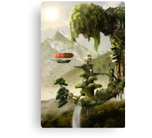 Giant Willow Fantasy Canvas Print