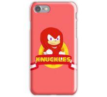 Sonic Boom - Chibi Knuckles iPhone Case/Skin
