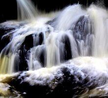 Calder `waterfall, `lochwinnoch by Gary Affleck