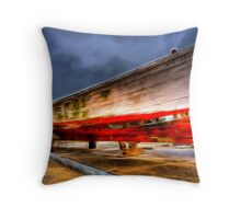 Dreams of the Past Throw Pillow