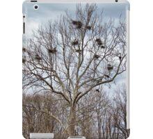 Heron Tree iPad Case/Skin