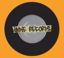 Indie Records by caymanlogic