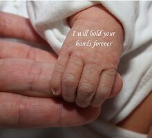 I will hold your hands forever by ZeeZeeshots