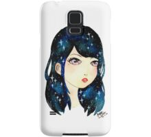 Starry-eyed in space  Samsung Galaxy Case/Skin