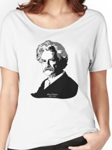 Mark Twain Women's Relaxed Fit T-Shirt