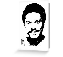 Lando  Greeting Card