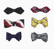 Blaine's Bow ties I. by Sunshunes