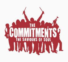 The Commitments by stagedoormerch