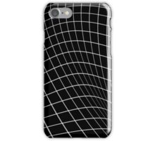 ELASTIC GRID iPhone Case/Skin