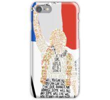 Les Miserables iPhone Case/Skin
