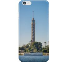 Cairo TV Tower iPhone Case/Skin
