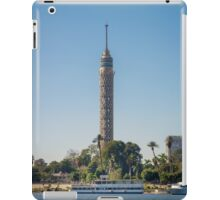 Cairo TV Tower iPad Case/Skin