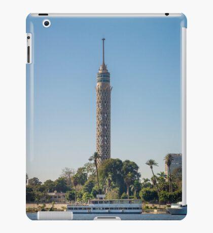 Cairo TV Tower iPad Case/Skin