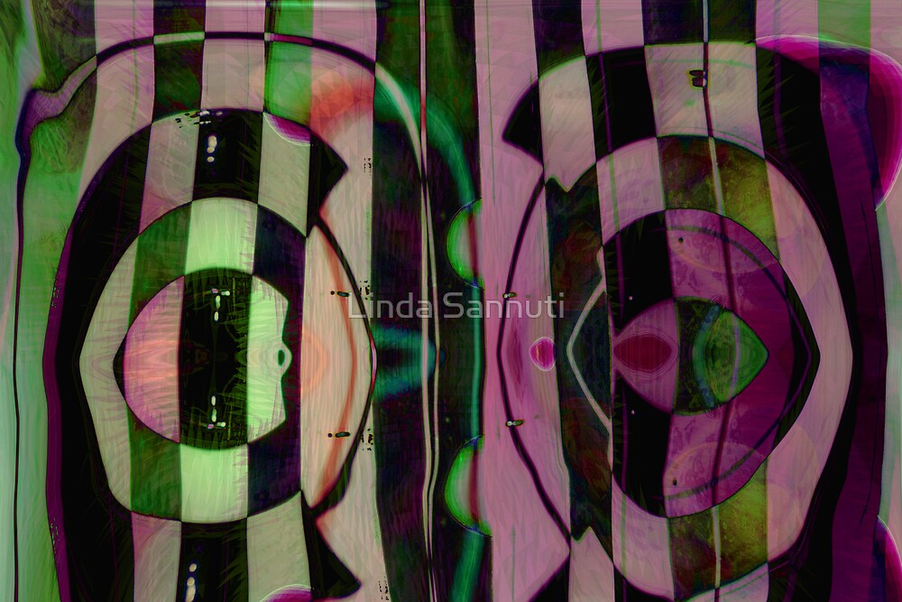 Face 2 Face by Linda Sannuti