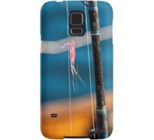 Goin' Fishin' Samsung Galaxy Case/Skin