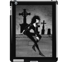 Clamp Goth iPad Case/Skin