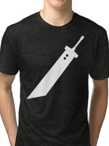 Buster Sword Final Fantasy Tri-blend T-Shirt