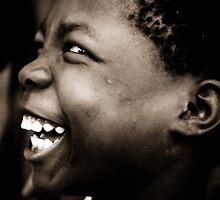 Silly Girl, Malawi by Tim Cowley