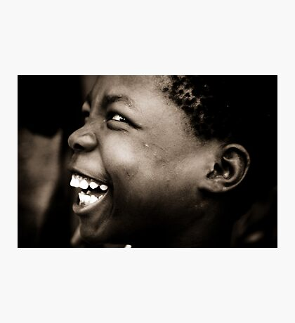 Silly Girl, Malawi Photographic Print
