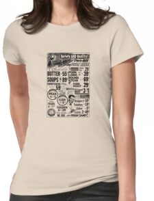 Piggly Wiggly Womens Fitted T-Shirt