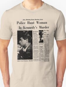 The Latest News T-Shirt