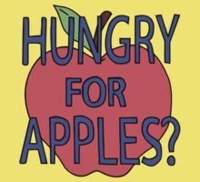 Hungry For Apples? Kids Clothes