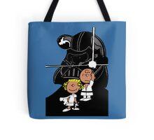 Star Wars Peanuts Tote Bag