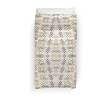 Floral Jewellery 2 Duvet Cover