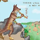 There will be a new people by Marc Grossberg