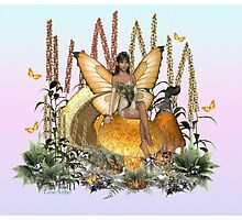 June Fairy Photographic Print