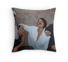 sleazy Drag  Throw Pillow