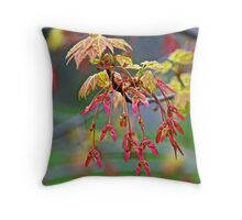 Early Summer Delight Throw Pillow