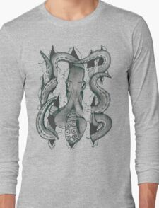 Der Krake Long Sleeve T-Shirt