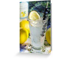 Lemonade Greeting Card